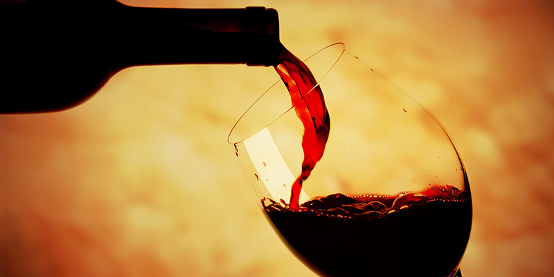 A glass of red wine; Shutterstock ID 127037048; PO: aol; Job: production; Client: drone
